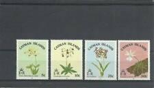 CAYMAN ISLANDS SG605-608 ORCHIDS MNH