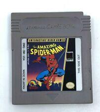 The Amazing Spider-Man (Nintendo Game Boy, 1990) Gameboy Game