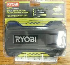Ryobi OP40601 40v 6Ah Lithium Ion High Capacity Battery