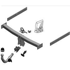 Brink Towbar for Audi A6 Allroad Estate 2012-2018 - Diagonal Detachable Tow Bar