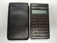 Hp Hewlett Packard 32S Rpn Scientific Calculator With Case