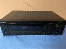 Sony STR-D565 5.1 Channel 150 Watt AM/FM AV Stereo Receiver
