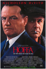 HOFFA MOVIE POSTER Original SS 27x40 JACK NICHOLSON 1992 Final Style