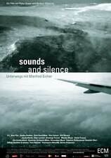 SOUNDS AND SILENCE Movie POSTER 11x17 German