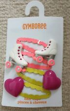 Gymboree Girls Hair Snap Clips