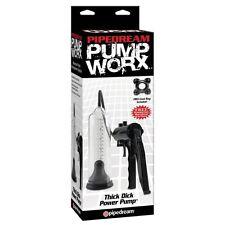 Pump Worx Power Vacuum Suction Penis Pump Enlarger Enhancer with Pistol Handle
