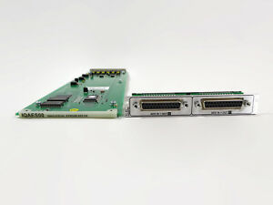 Snell & Wilcox IQAES00 Single/Dual Stream AES/EBU D/A Card with Backplane