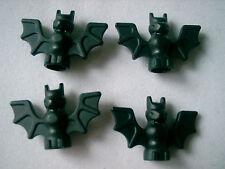 LEGO BLACK BATS  x 4 PART 30103