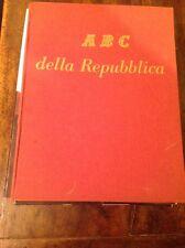 ABC DELLA REPUBBLICA Le Edizioni del BORGHESE Esemplare n. 1857 Natale 1959