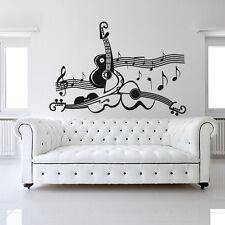 01039 Wall Stickers Sticker Adesivi Murali Decorativi Orchestra 100x71 cm