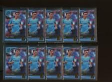 2018 Panini Donruss Press Proof #179 Phil Foden RC Rookie Lot of 10