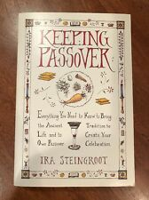 Keeping Passover: Everything You Need to Know by Ira Steingroot~Paperback ~ NEW