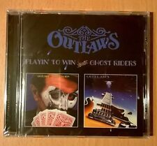 THE OUTLAWS Playin' To Win/Ghost Riders (CD neuf scellé/sealed)
