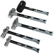 5 Piece Hammer Tool Set Professional Craftsman Accessories Tools Shop Garage Kit