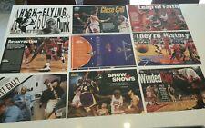 Original Michael Jordan Sports Illustrated Pictures 1984-1998