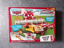Disney Pixar Cars Tractor Tippin' Track Set (NEW / Sealed) Includes Frank Model