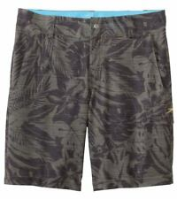 Speedo New Men's Palm Swim Bottom Board Shorts, Canteen Brown, 30