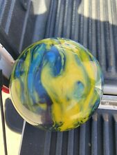 T Zone 14 lb bowling ball plastic spare ball