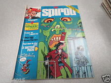 SPIROU MAGAZINE N° 2009 14 octobre 1976 + SUPPLEMENT *