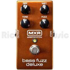 MXR M84 Bass Fuzz Deluxe FX Pedal