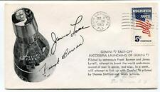 1985 Gemini 7 Take-Off Successful Launching Cape Canaveral USA NASA SIGNED ???