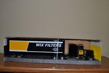 "WIX FILTERS / DANA PETERBILT SEMI TRUCK TRACTOR TRAILER 22"" ERTL PRESSED STEEL"