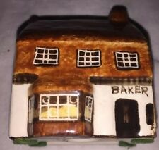 Suffolk Cottages, For Around The Corner, England #29 Baker Bakery Shop Letter P