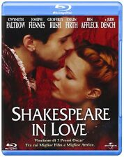 Blu Ray SHAKESPEARE IN LOVE ***Gwyneth Paltrow, Joseph Fiennes***