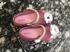 Mini Melissa  Unicorn Shoes Size Uk9 EUR 27