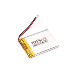 3.7v 2500mAh Li-battery