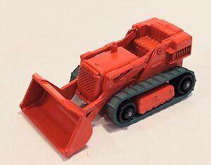 58-B5 MINT! Drott Excavator Orange Engine & Base Lesney Matchbox circa '62