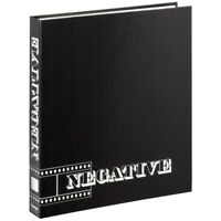 Hama Negative Folder, 4 Rings, Fill Height 23 mm