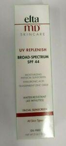 EltaMD ELTA MD UV Replenish Broad-Spectrum SPF 44 2 oz / 57 g New EXP 7/2021