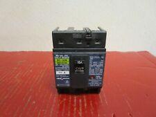 Matsushita Breaker Bc-30N Bbc315N 15A 15 Amp 500V Volt 3 Pole