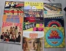 Schallplatten 14 LP´s Tanzmusik