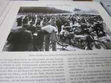 Motorrad Archiv Alltag 5132 AVUS Rennen Berlin frühe 30er JAhre