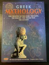 Greek Mythology Book Sofia Souli Toubis edition good cond