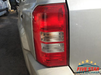 2008 Jeep Patriot 2.4 4x4 Petrol Rear Left NS Rear Left Outer Tail Light