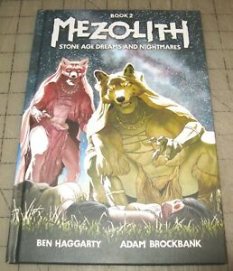 MEZOLITH Book 2 (1st Print 2016) HC TPB - Stone Age Dreams and Nightmares