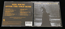 Neil Young / After The Gold Rush Music Cd Audio Disc