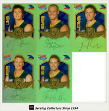 2010 Select AFL Champions Revelation Green Gem Card Rg22 Jason Devenport