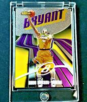 Kobe Bryant Topps Finest CHROMATIC EMBOSSED #88 Card Lakers HOF  - GEM