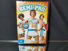 Semi-Pro Extended Version DVD Video NEW/Sealed