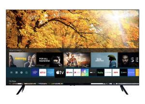 "Samsung UN85TU8000 85"" (4K) QLED Smart TV"