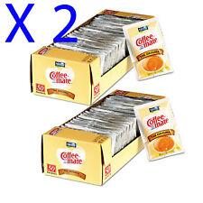 [NO TAX] 2 Packs, Nestle Coffee-mate Original Powdered Creamer 3g packet, 50 ct