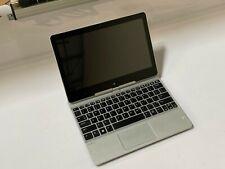 HP EliteBook Revolve 810 G3 - Core i5-5300U 2.3GHz, 8GB DDR3, 180GB SSD, No OS