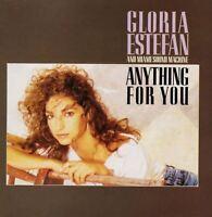 GLORIA ESTEFAN anything for you (CD album) synth pop, latin, ballad, dance pop