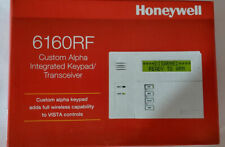 Honeywell  6160RF Alpha Integrated Keypad/Transceiver For Vista Panel NEW in Box