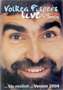 Volker Pispers - Live in Berlin - bis neulich ... Version 2004