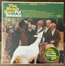 Beach Boys - Pet Sounds LP [Vinyl New] 180gm Stereo 50th Anniversary Edition
